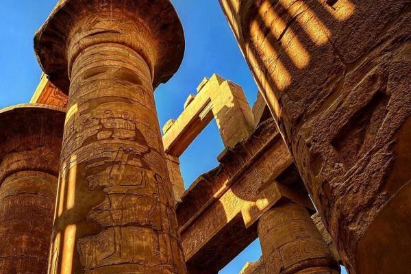 The Temple of Karnak