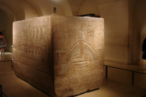 An Ancient Egyptian Murder Mystery