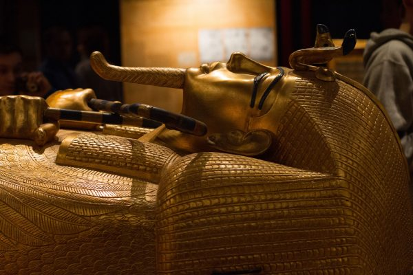 Who was King Tut's Mother?