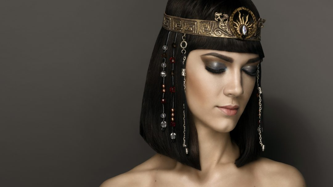 Was Cleopatra Black? No. And here's the proof ....