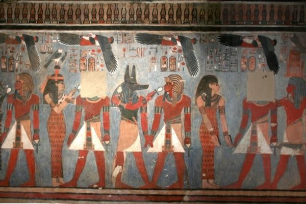KV 22 - Valley of the Kings - Egypt