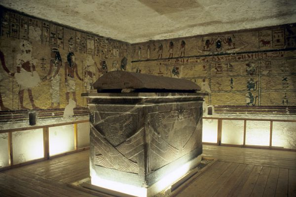 Tomb KV 23 - Valley of the Kings - Ancient Egypt
