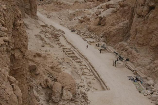 2 New Mummies Found in Valley of the Kings